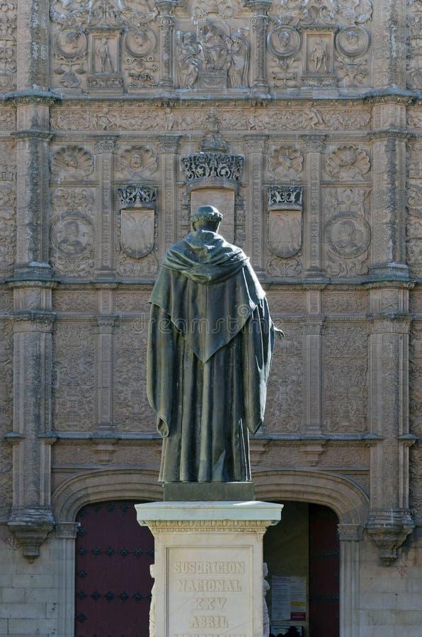 Download University Of Salamanca Royalty Free Stock Photography - Image: 29109187