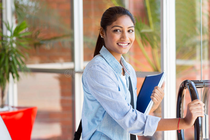University student lecture hall stock images