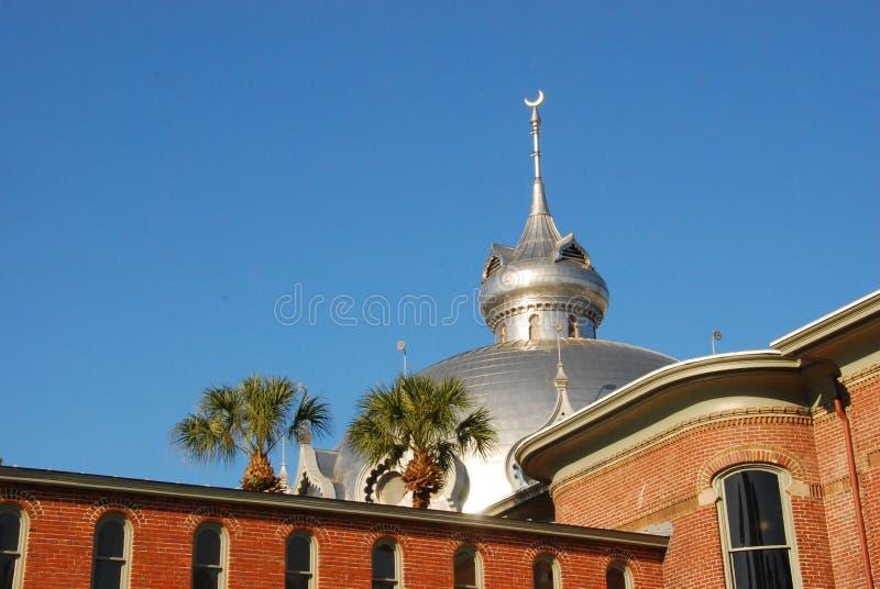 University Tampa Florida royalty free stock photos