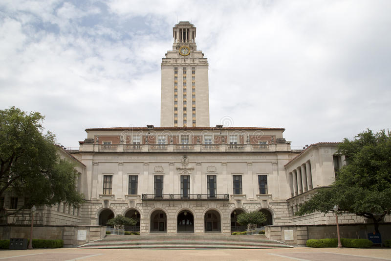 University of Texas at Austin campus stock photography