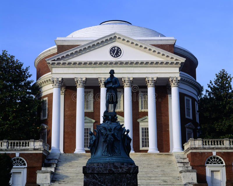 Download University of Virginia stock illustration. Image of north - 23172193