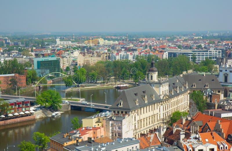 University of Wroclaw, Poland royalty free stock photos