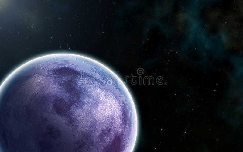 Universo stock de ilustración