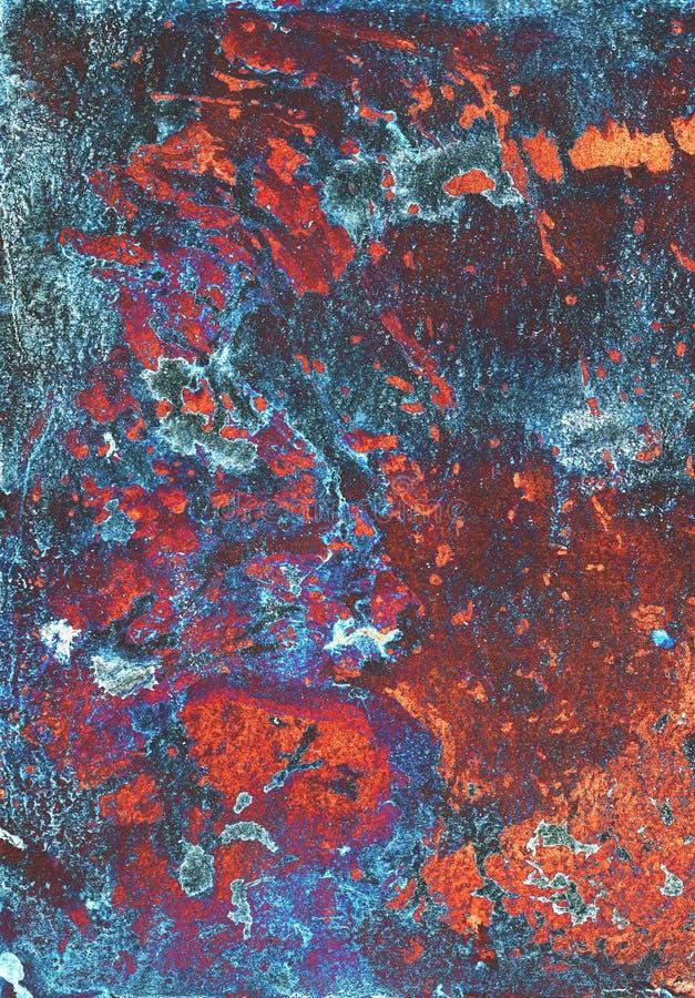 Universo della viola del cielo notturno di struttura immagini stock