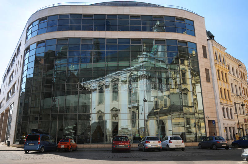 Uniwersytecki Wroclaw Obraz Stock Editorial