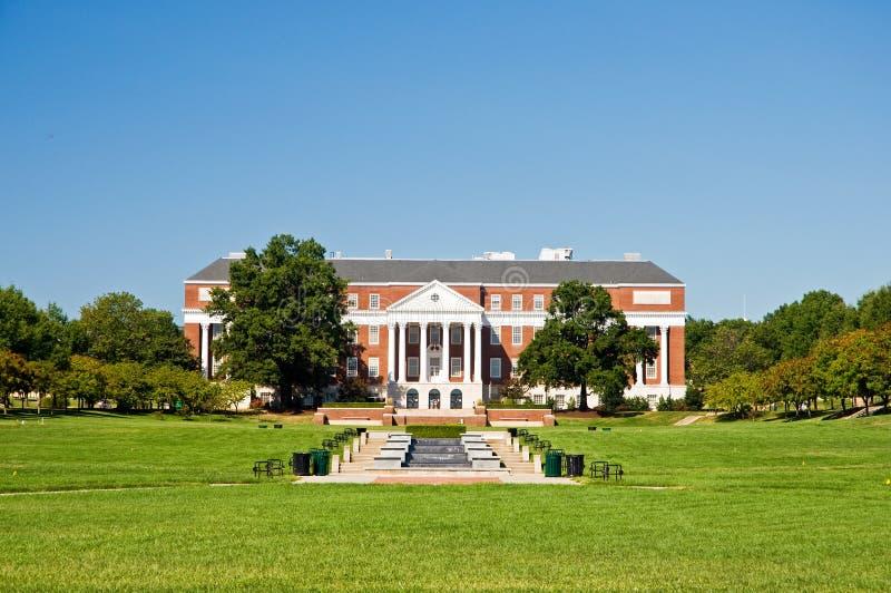 uniwersytet college biblioteki zdjęcia royalty free