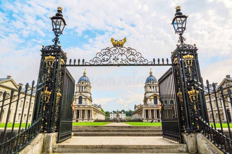 Uniwersytet Greenwich obraz stock