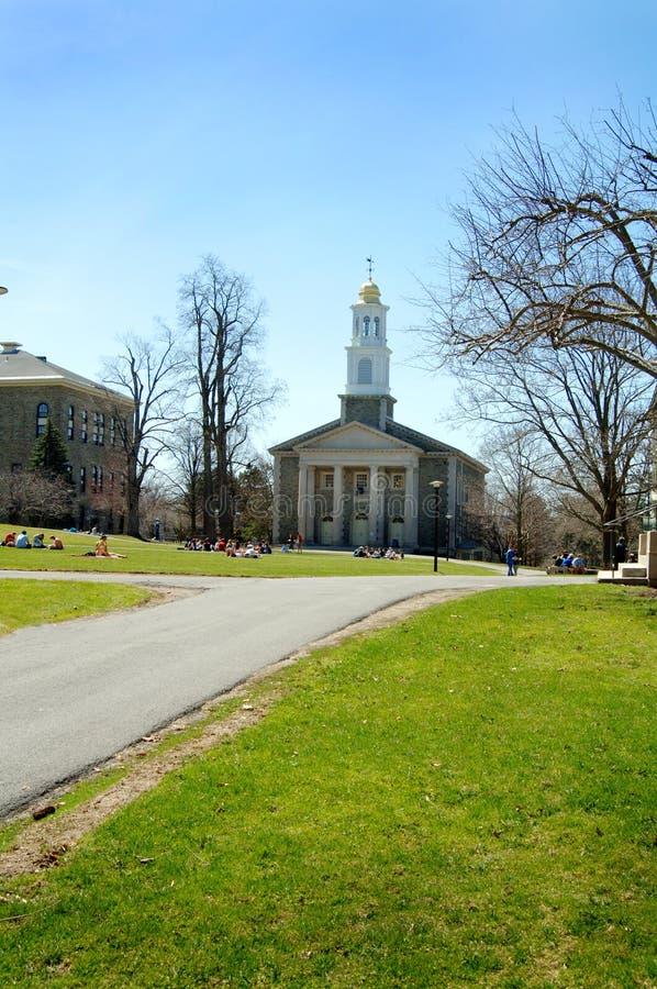 uniwersytet kampusu zdjęcia stock