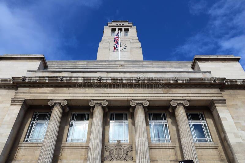 Uniwersytet Leeds zdjęcie stock