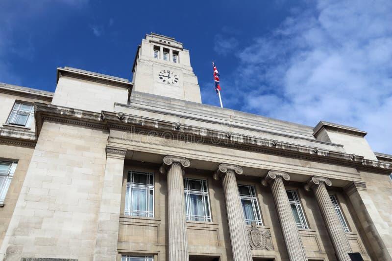 Uniwersytet Leeds fotografia royalty free