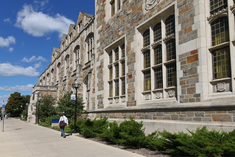 Uniwersytet Michigan, Ann altana obrazy stock