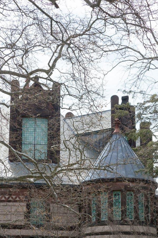 Uniwersytet Princeton Aleksander Hall zdjęcia stock