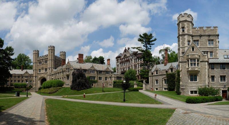 Uniwersytet Princeton, usa zdjęcie stock