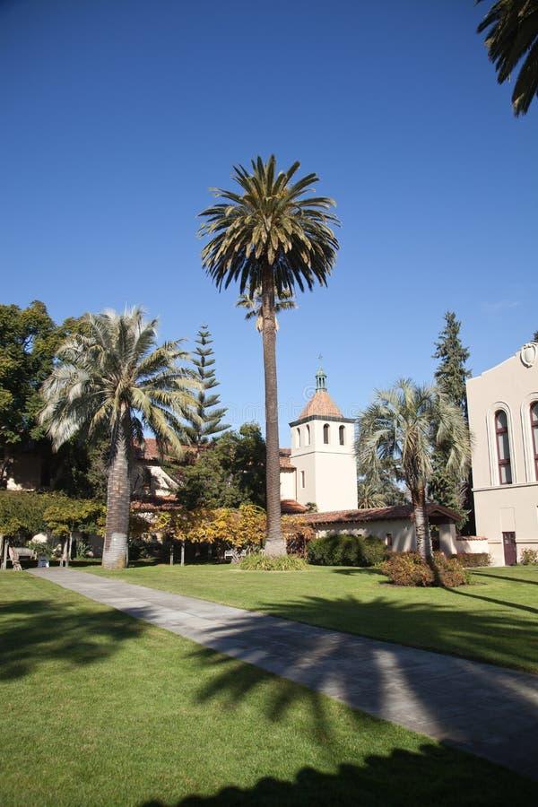 Uniwersytet Santa Clara zdjęcie stock