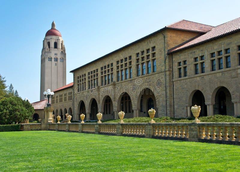 uniwersytet stanforda fotografia stock