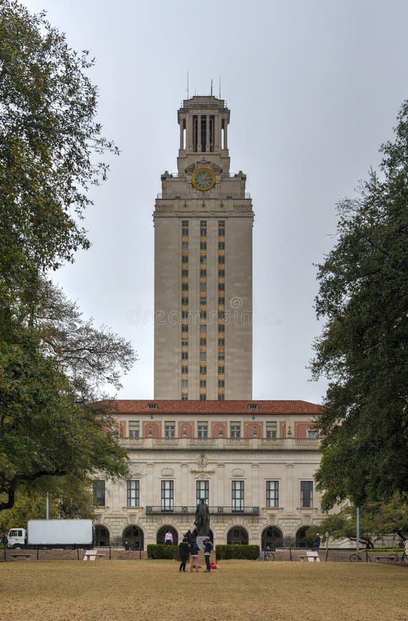 Uniwersytet Teksański - Austin, Teksas zdjęcia stock