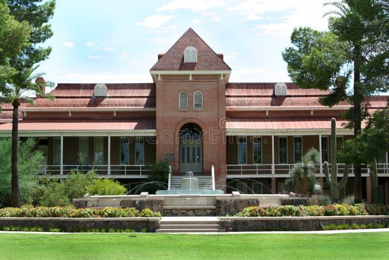 uniwersytet w budynku. obraz royalty free