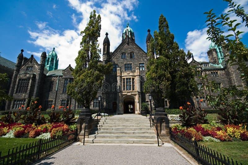 uniwersytet w toronto zdjęcie stock