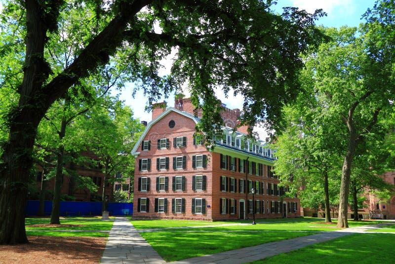 Uniwersytet Yale siedziba Hall obraz royalty free