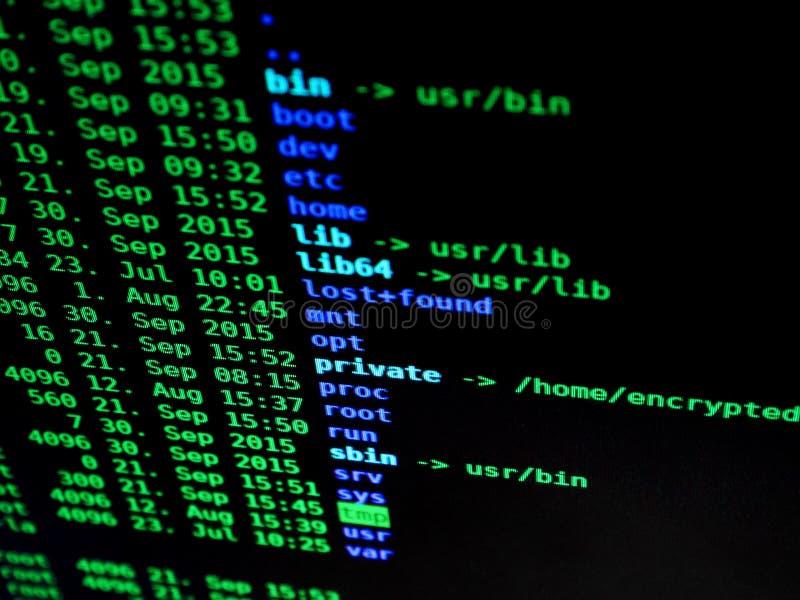 Unix-dossiersysteem