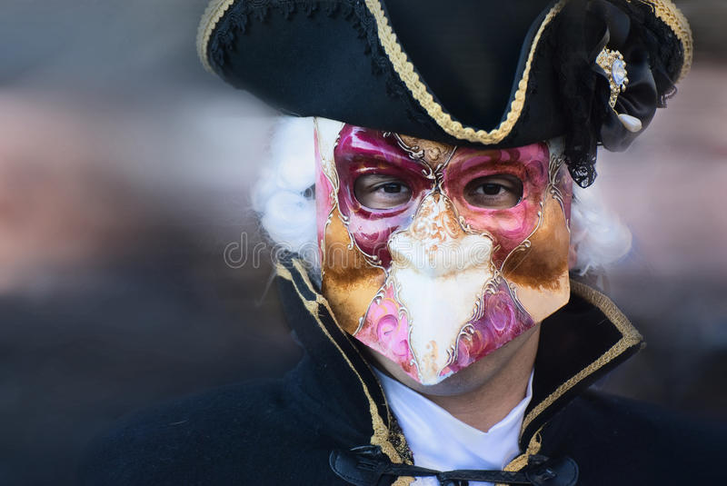 Download The unknown man stock image. Image of eyes, costume, looking - 18596079