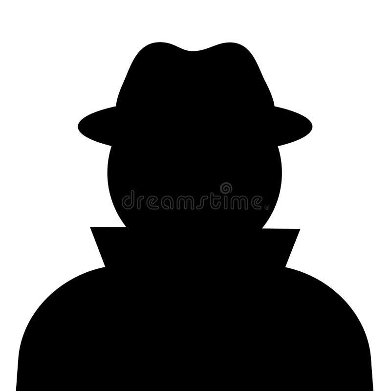 Download Unknown person stock vector. Illustration of predator - 33001845