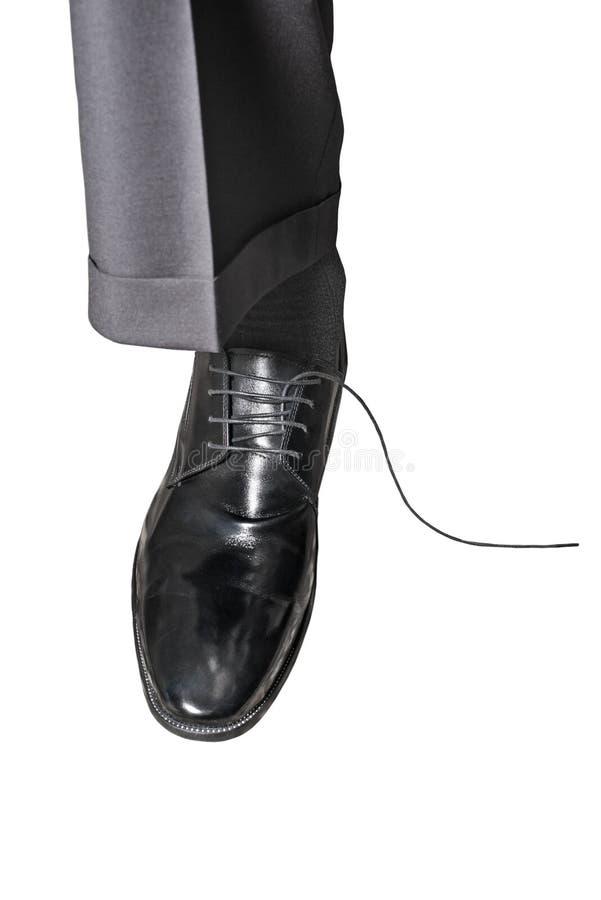 Free Unlaced Shoe Stock Photo - 16007410