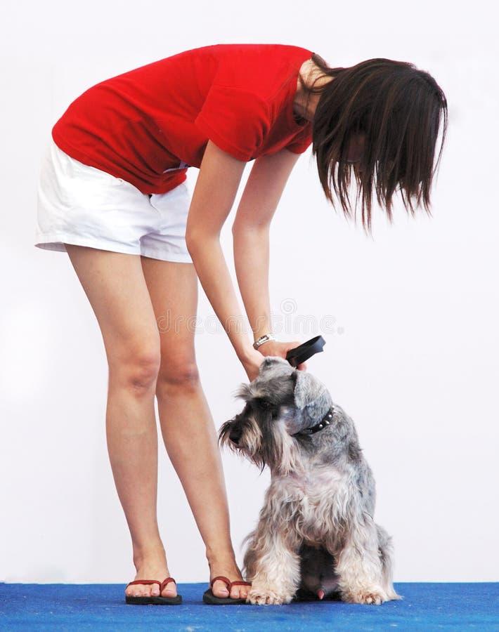 Download Unleashing stock photo. Image of unleash, affection, leash - 1039806