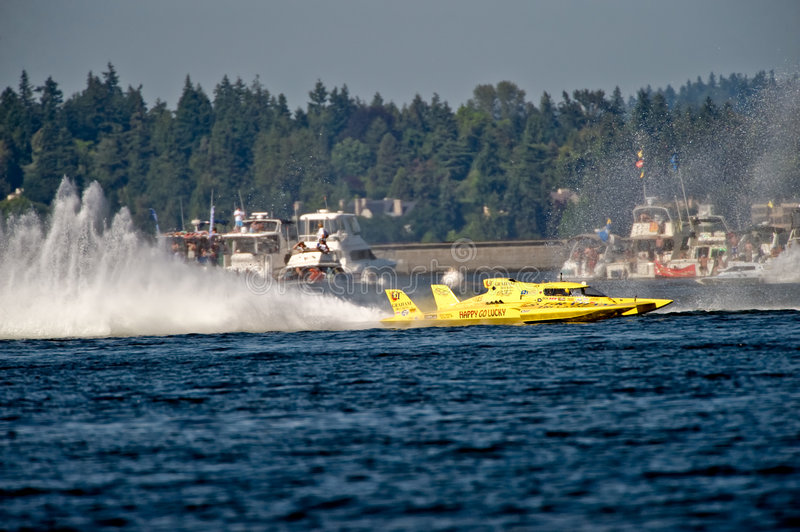 H1 Unlimited Racing editorial photo  Image of boat, fast