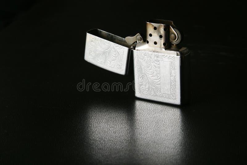 Download Unlit lighter stock photo. Image of metal, unlit, opened - 115572
