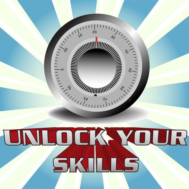 Free Unlock Your Skills Stock Images - 15228784