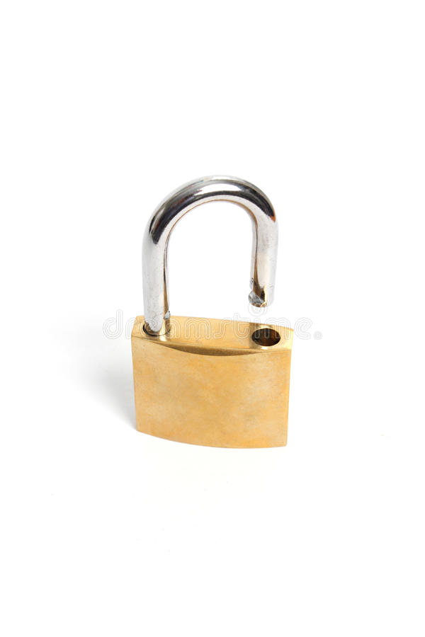Unlocked Royalty Free Stock Image