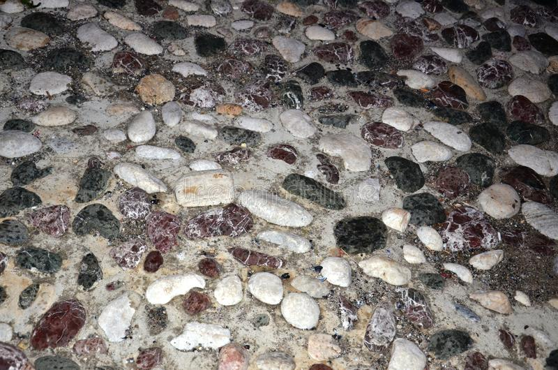 unordered lined stones, provided the integrity of a very special royalty free stock photography