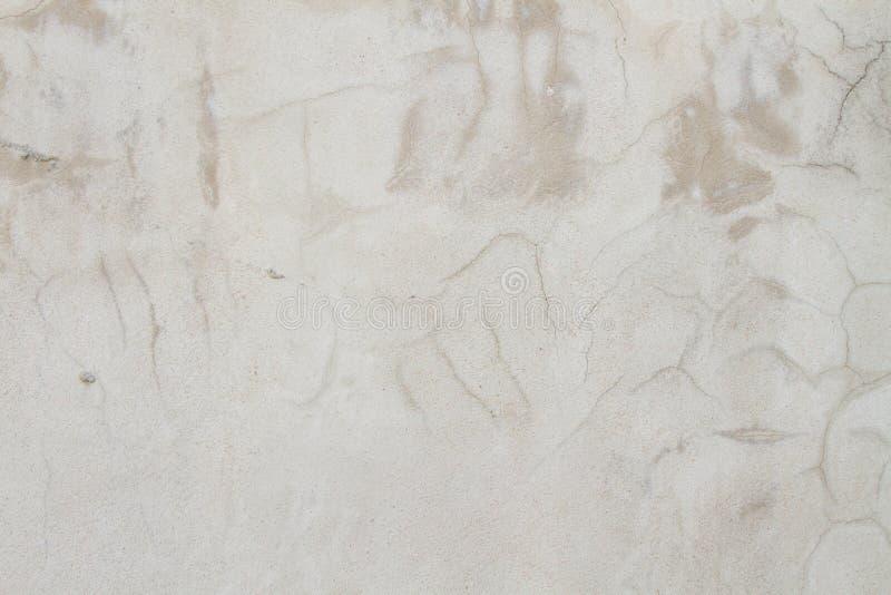 Unpainted betonowa ściana obrazy stock
