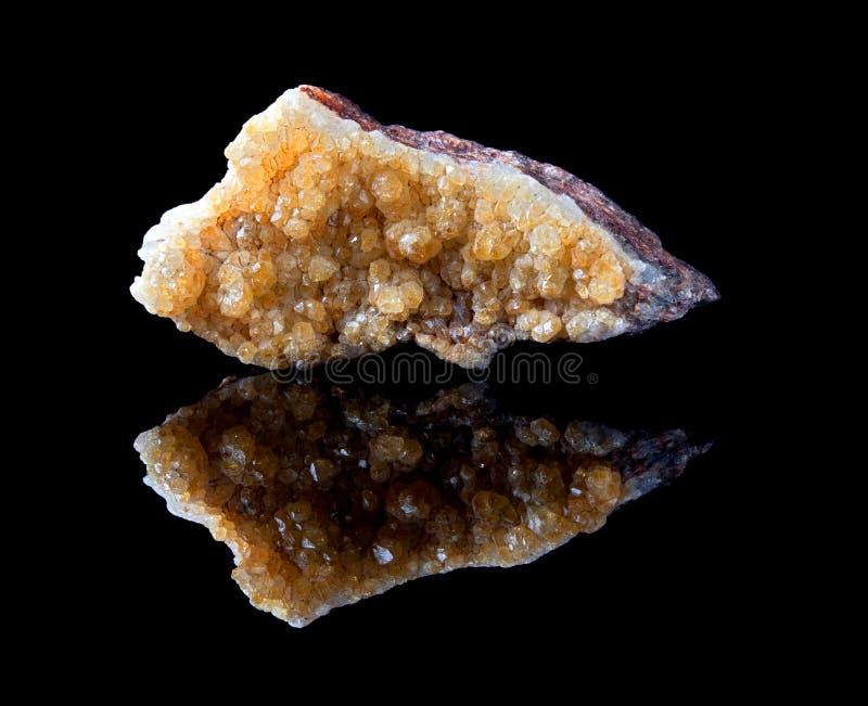 Download Unpolished Citrine Gemstone Stock Photo - Image: 26060806