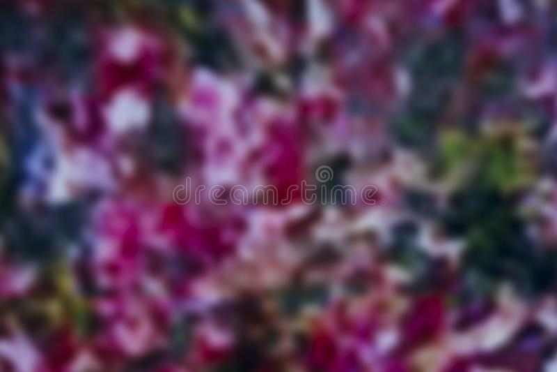 Unschärfe-Bild des farbigen Lichtes Unscharfe Verunstaltungen lizenzfreie stockfotos