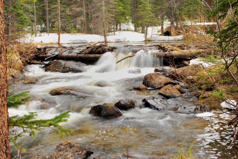 Unschärfenwasser lizenzfreies stockfoto