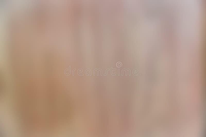 Unscharfer Beschaffenheitshintergrund im blassen Braun stockfotografie