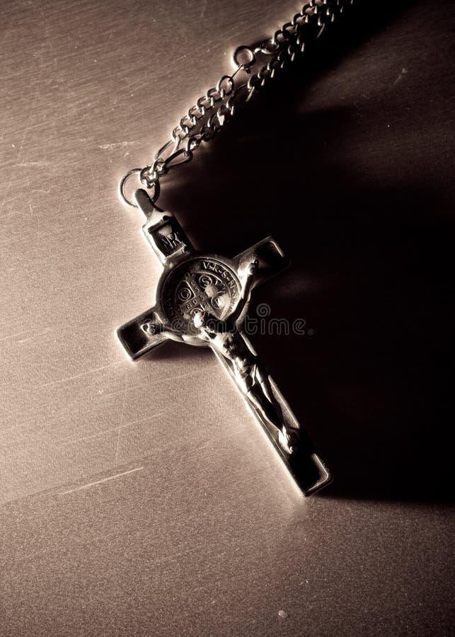 Unser ewig Glaube im Gott stockfotografie