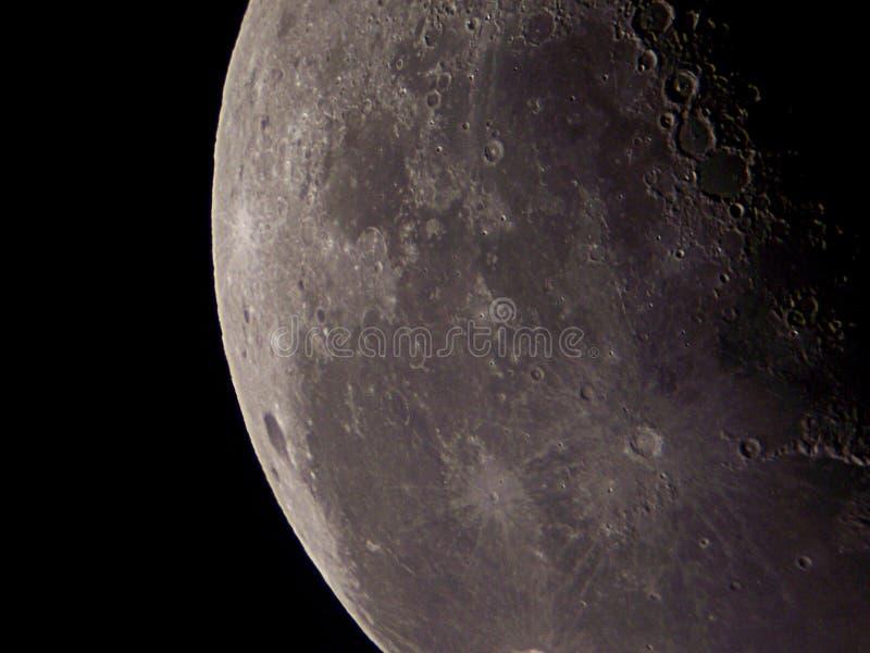 Download Unser Satelitte stockfoto. Bild von abstand, gravitation - 40880
