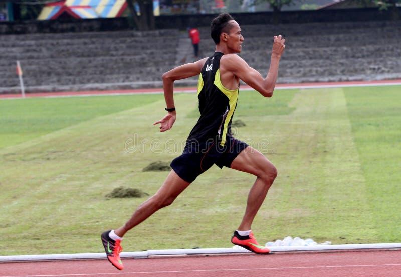 Untaugliche Athleten lizenzfreies stockfoto