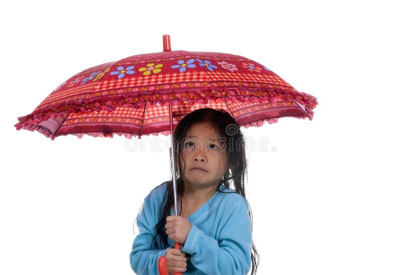 Unter dem Regenschirm 4