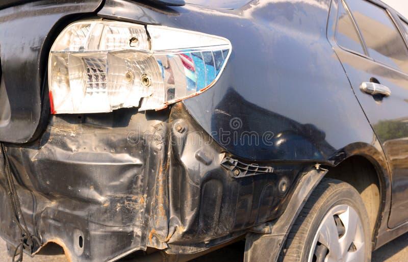 Unterbrochenes Auto stockfotos