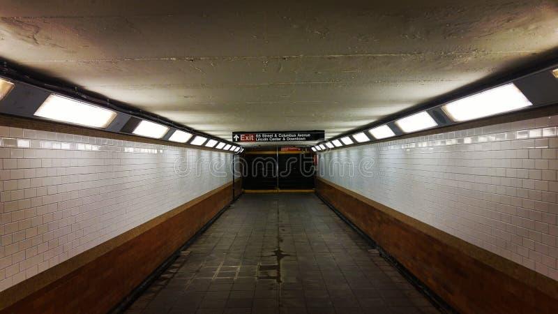 untergrundbahn stockfoto