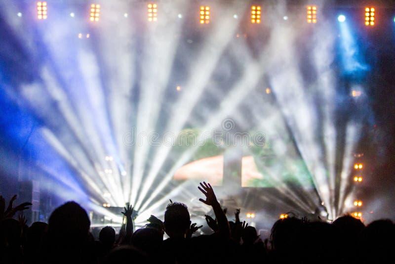 Unterhaltung, Konzert, Menge, Stadium Kostenlose Öffentliche Domain Cc0 Bild
