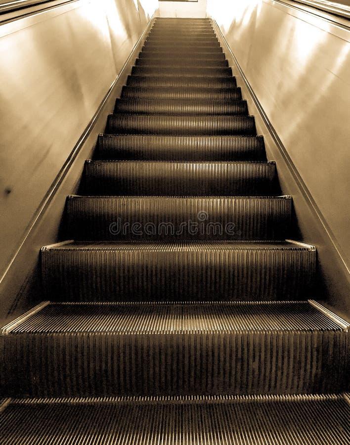 Unternehmen Sie einen Schritt stockbild