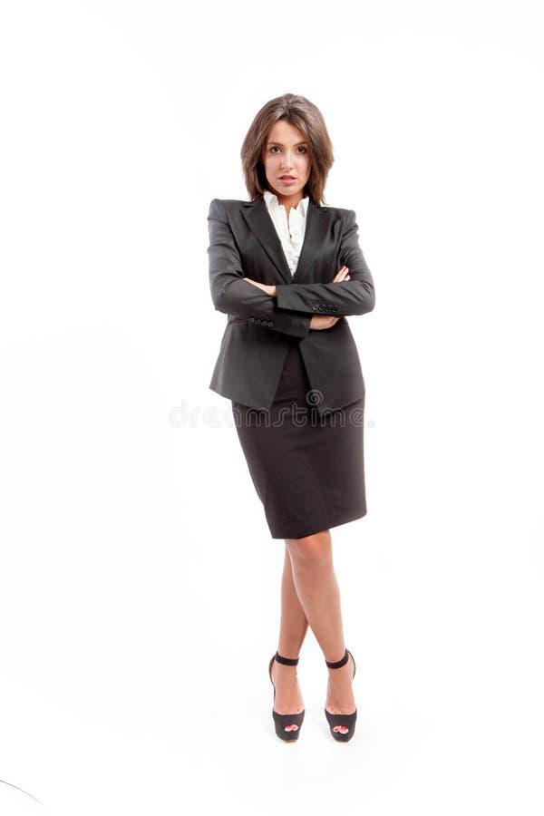 Unternehmensfrau lizenzfreie stockfotografie