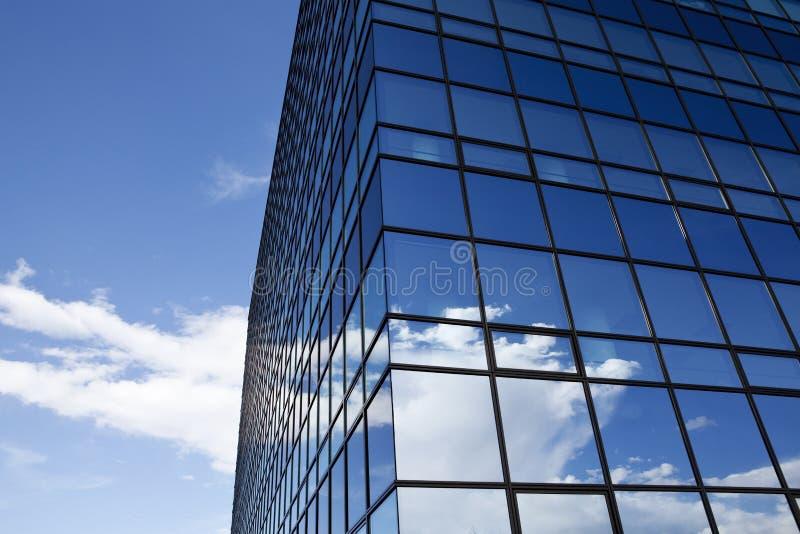 Unternehmensgebäude stockfoto
