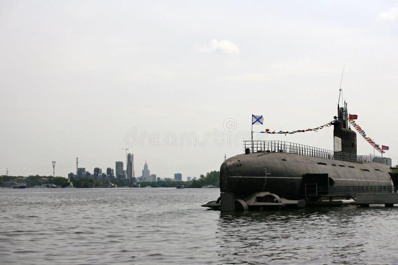 Unterseeboot lizenzfreie stockfotos