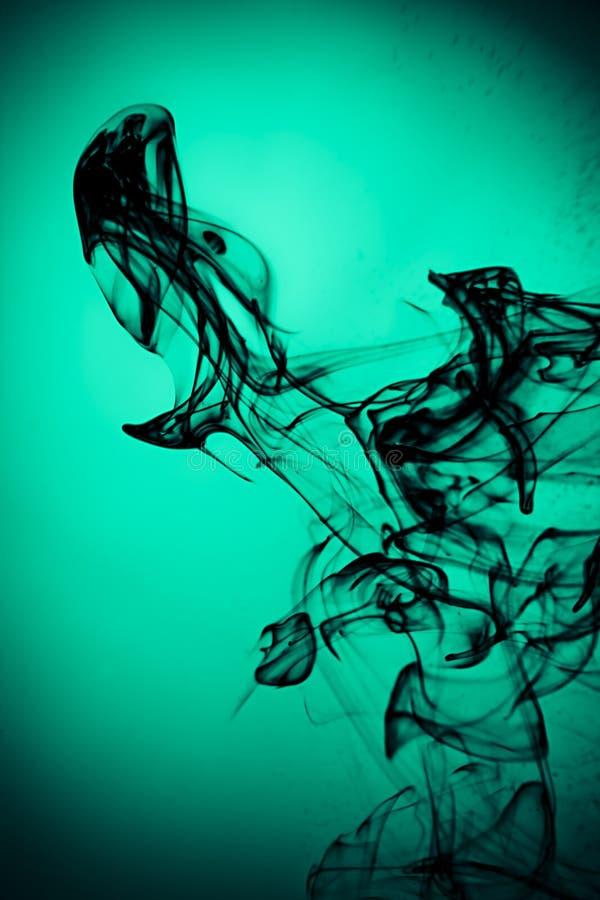 Unterwassermonster lizenzfreies stockfoto
